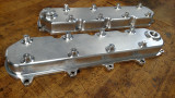 GM LT1/LT4/L86 6.2L Billet Valve Covers