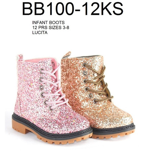 Infant Bling Boots