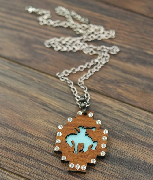 Bronc Necklace