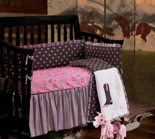 Baby Paisley Crib Set