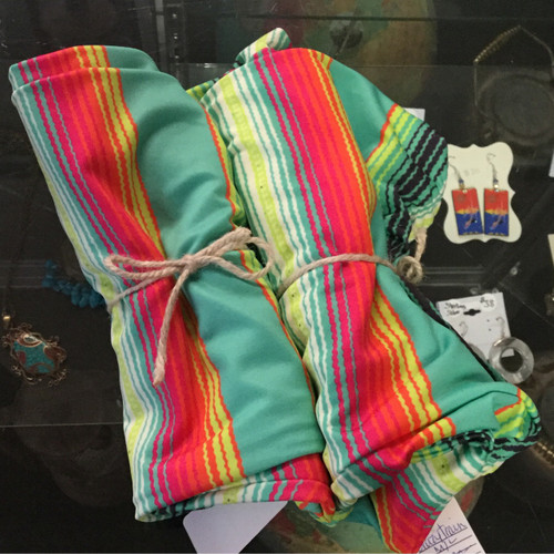 Serape Leggings  by Crazy Train