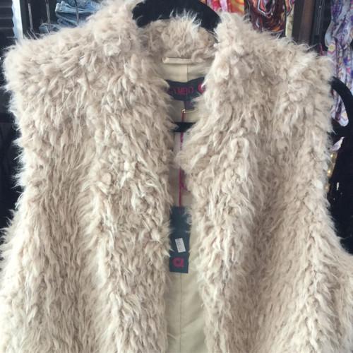Soft Fuzzy Vest