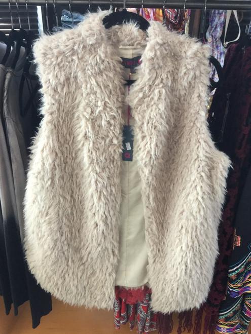Super Soft Fuzzy Vest