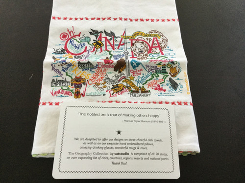 Catstudio Canada Bar Towel