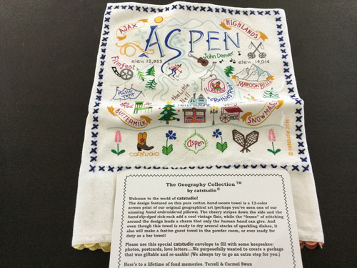 Catstudio Aspen Bar Towel