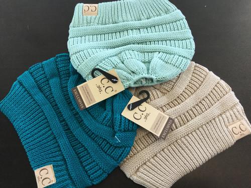 C.C. Beanietail Hats