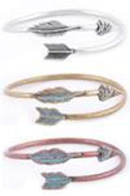 Wrapped Arrow Bracelet