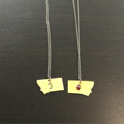Montana Necklaces