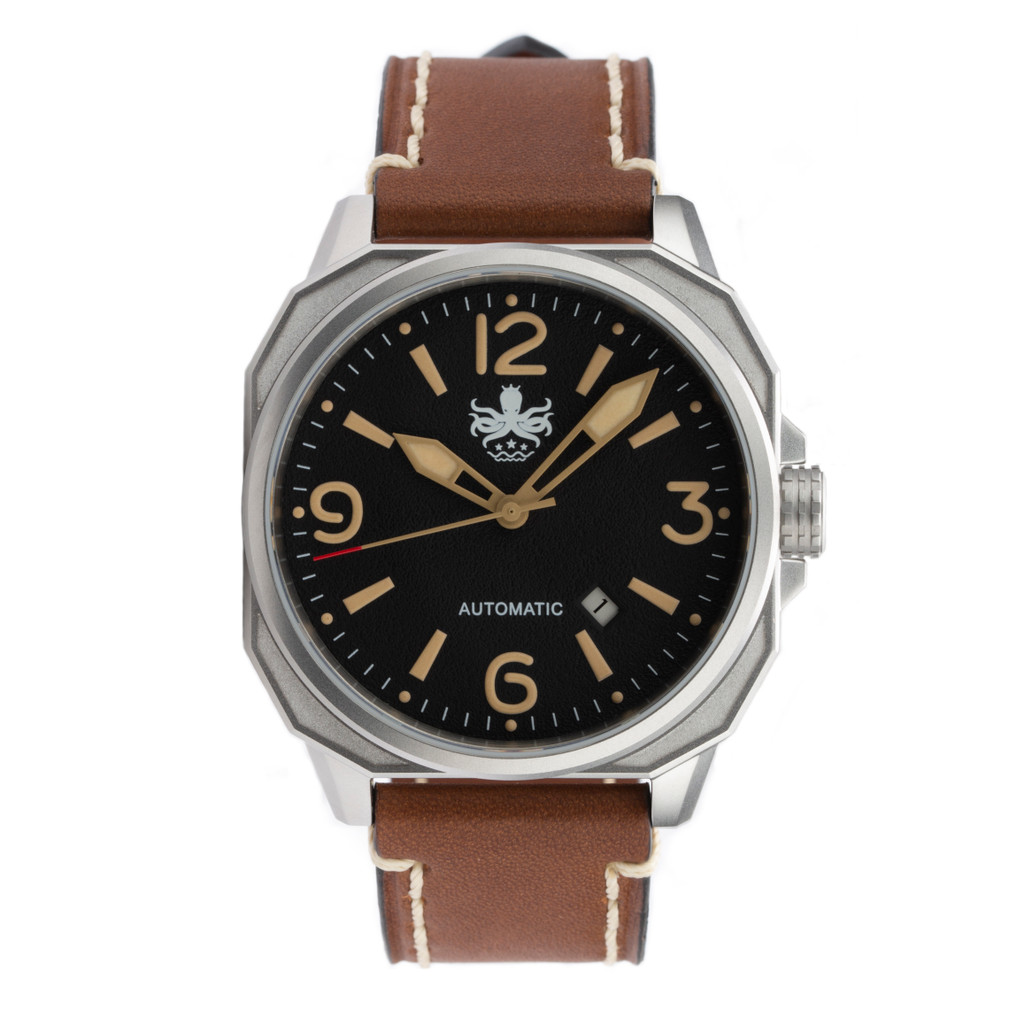 PHOIBOS SENTINEL PY019C Automatic  Watch Black