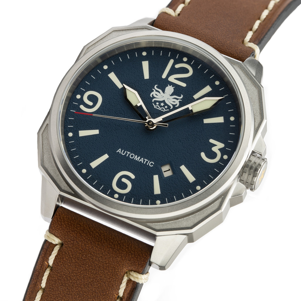 PHOIBOS SENTINEL PY019B Automatic Watch Blue
