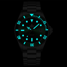 PHOIBOS PY007A 300M Automatic Diver Watch Green