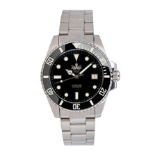 PHOIBOS PY007C 300M Automatic Diver Watch Black
