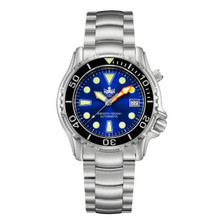 PHOIBOS OCEAN MASTER PY005B 1000M Automatic Diver Watch Blue