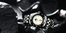 PHOIBOS WAVE MASTER PY010D 300M Automatic Dive Watch MOP