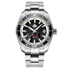 PHOIBOS Proteus 300M Automatic Diver Watch PY024E Balck Meteorite