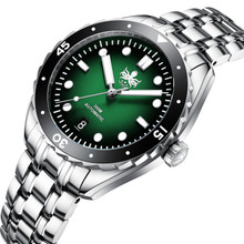 PHOIBOS EAGLE RAY  300M Automatic Dive Watch PY025A Green
