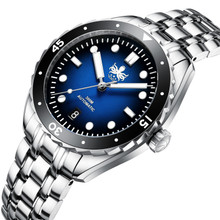 PHOIBOS EAGLE RAY 300M Automatic Dive Watch PY025B Blue