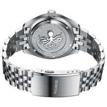 PHOIBOS NEBULA 150M Automatic Watch PY030A Green&Gold