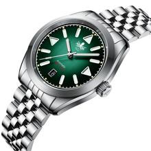 PHOIBOS NEBULA 150M Automatic Watch PY030B Green