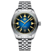 PHOIBOS NEBULA 150M Automatic Watch PY030C Blue&Gold