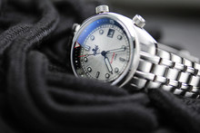 PHOIBOS EAGLE RAY 200M Automatic Compressor Dive Watch PY039G White