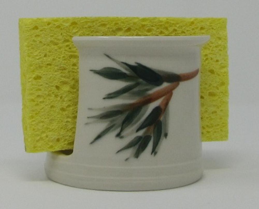 Sponge Holder - Pine Design with sponge