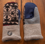 Women's Wool Driving Mittens UD