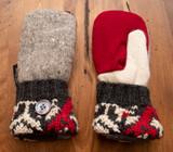 Women's Wool Mittens - GR1 UD