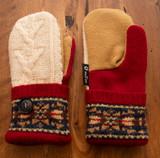 Women's Wool Mittens - MC2 UD