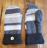 Women's Wool Mittens - LC17