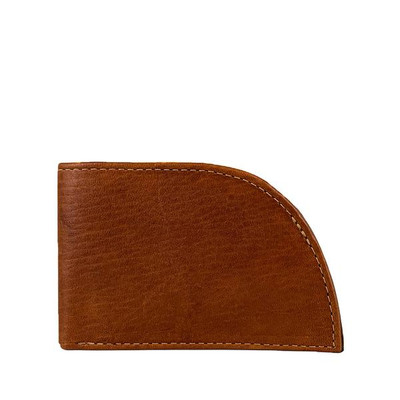 Front Pocket Wallet in Deerskin.