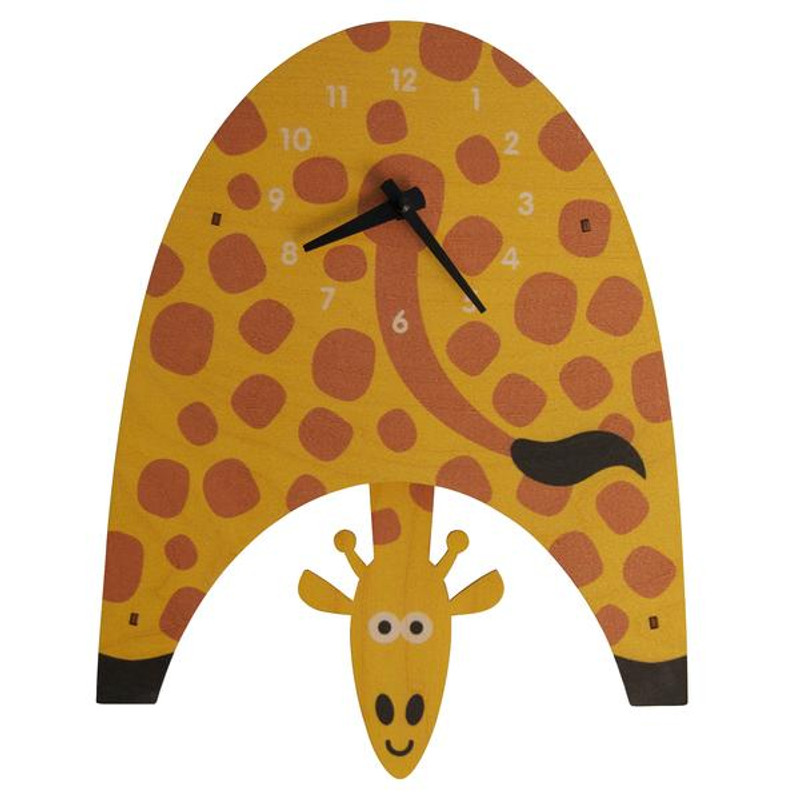 Giraffe Pendulum Clock