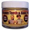 KID'S Tasty Organic TOOTH POWDER Helps Prevent Cavities & Remove Plaque - Promotes Healthy Teeth & Gums - Free USA Shipping