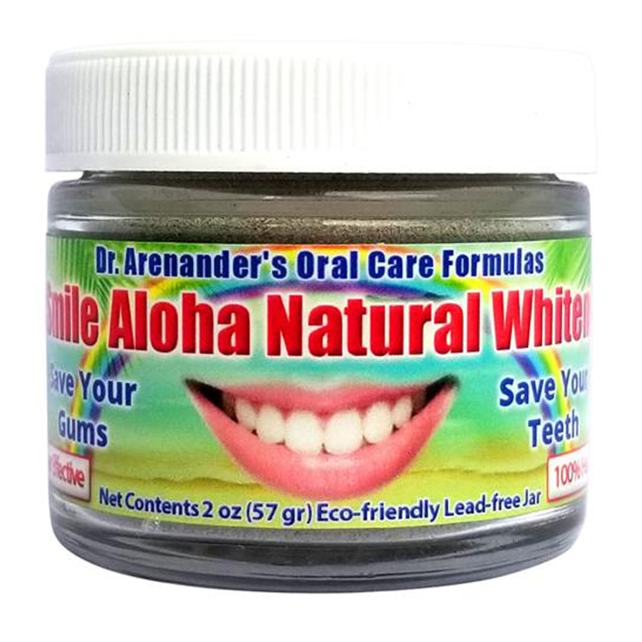 Aloha Organic Teeth Whitening Powder Activated Charcoal It Works