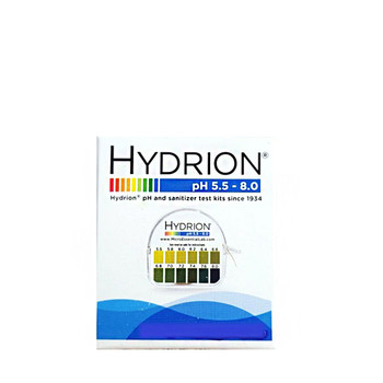 pH Hydrion Paper Tests --Test your pH -- Alkalize, Avoid Acidity