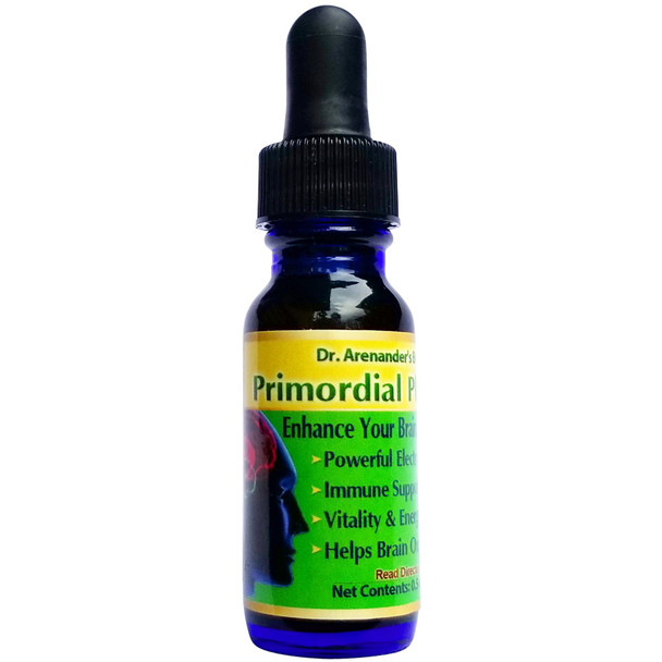 Trace Minerals - Fulvic Minerals - PRIMORDIAL Plant Mineral Drops- Fulvic & Humic Acid Concentrate- Free USA Shipping  - 2 to 4 Month Supply