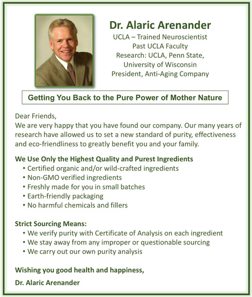 Organic Anti-Inflammatory Curry Spice - Brain Health Food - Betty's BrainGain - Free USA Shipping