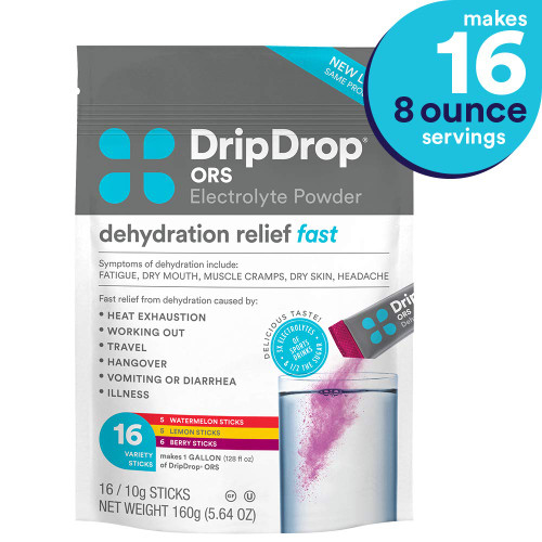 DripDrop ORS Electrolyte Powder