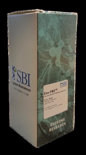 Exosome-depleted FBS Media Supplement