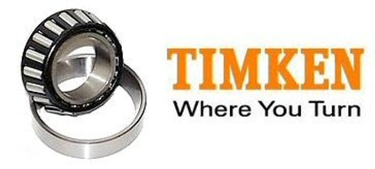 LM501310 SET45 Cup /& Cone Tapered Roller Bearing Timken LM501349