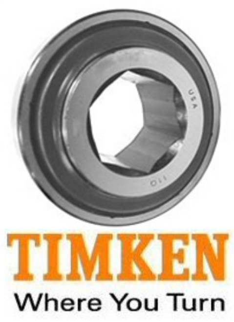 209KRRB2 Timken - Hex Bore Spherical Outside Diameter