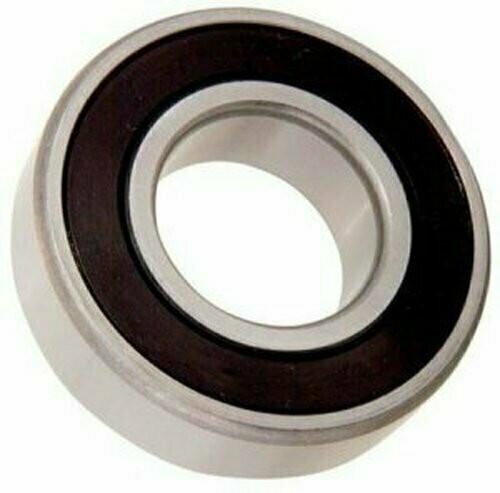 6203-2RS Radial Ball Bearing 17 X 40 X 12