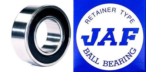 5204 2RS JAF Double Row Angular Ball Bearing Double Seal 20 X 47 X 20.6