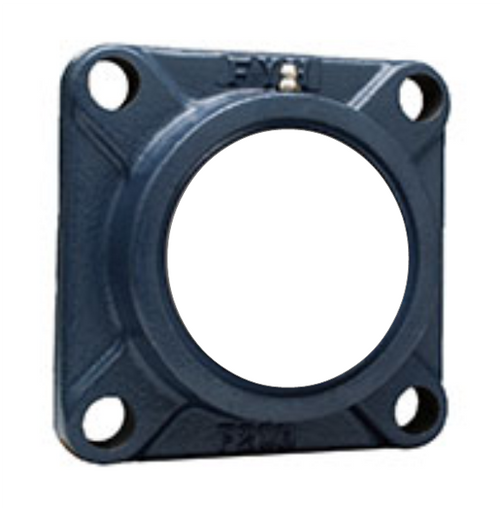 F211 4-Bolt Flange Housing For 100MM OD Bearings