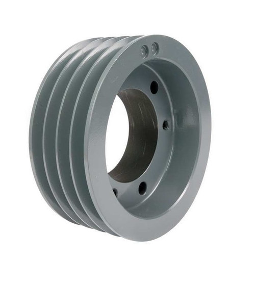 4B250E A/B Combination Sheave  25.35 O.D., 4 Groove, E Bushed for 4L , 5L , A , AX , B , and BX belts BUSHINGS are SOLD SEPARATELY