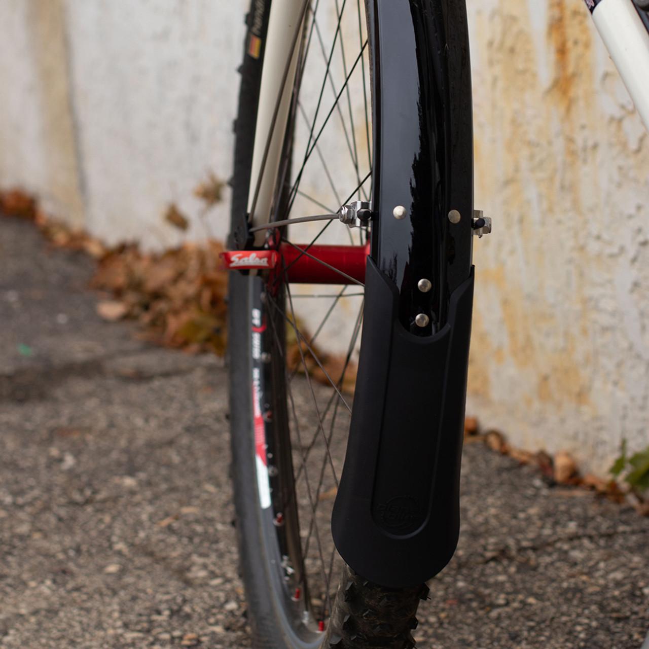 Planet Bike Cascadia bike fenders black 26 x 60mm 7057-5