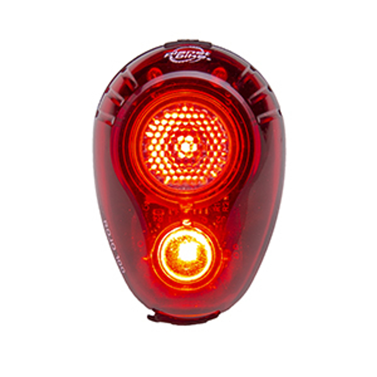 Planet Bike Blinky 1 Bicycle Taillight Red//Black