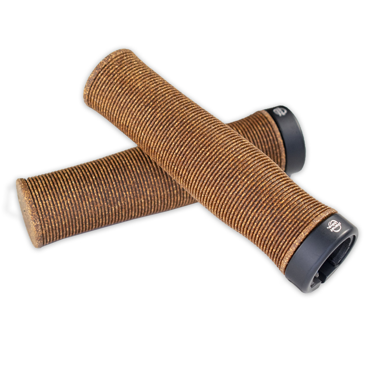 Handlebar Grips Cork//Elastomer Mix