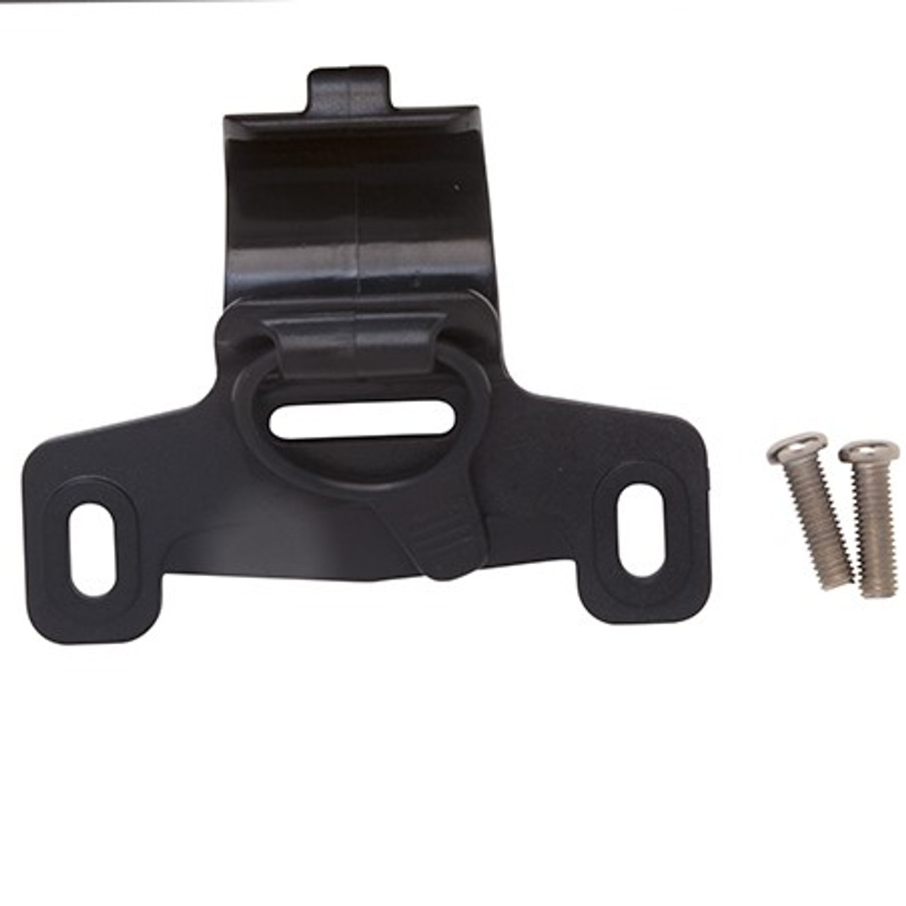 1PC Black Mini Bike Bicycle Pump Holder Portable Pump Retaining Clips Bracket W0