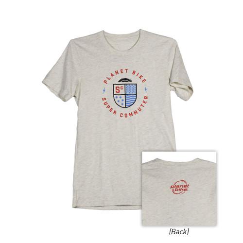 Planet Bike Super Commuter T-Shirt (Natural)